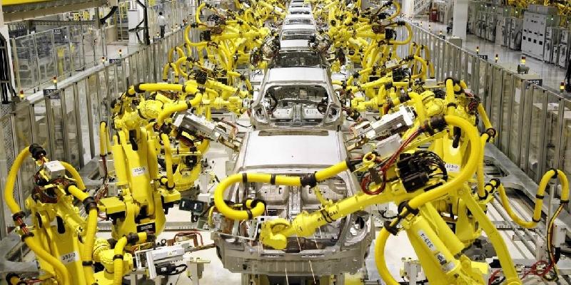 Công nghiệp tự động cấn ứng dụng máy biến tần?