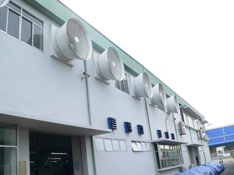 Cần nâng cấp cải tiển biến tần dùng cho quạt thông gió